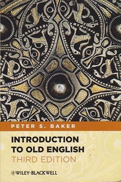 cover of Introduction to Old English